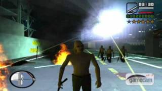 gta san andreas zombie attack
