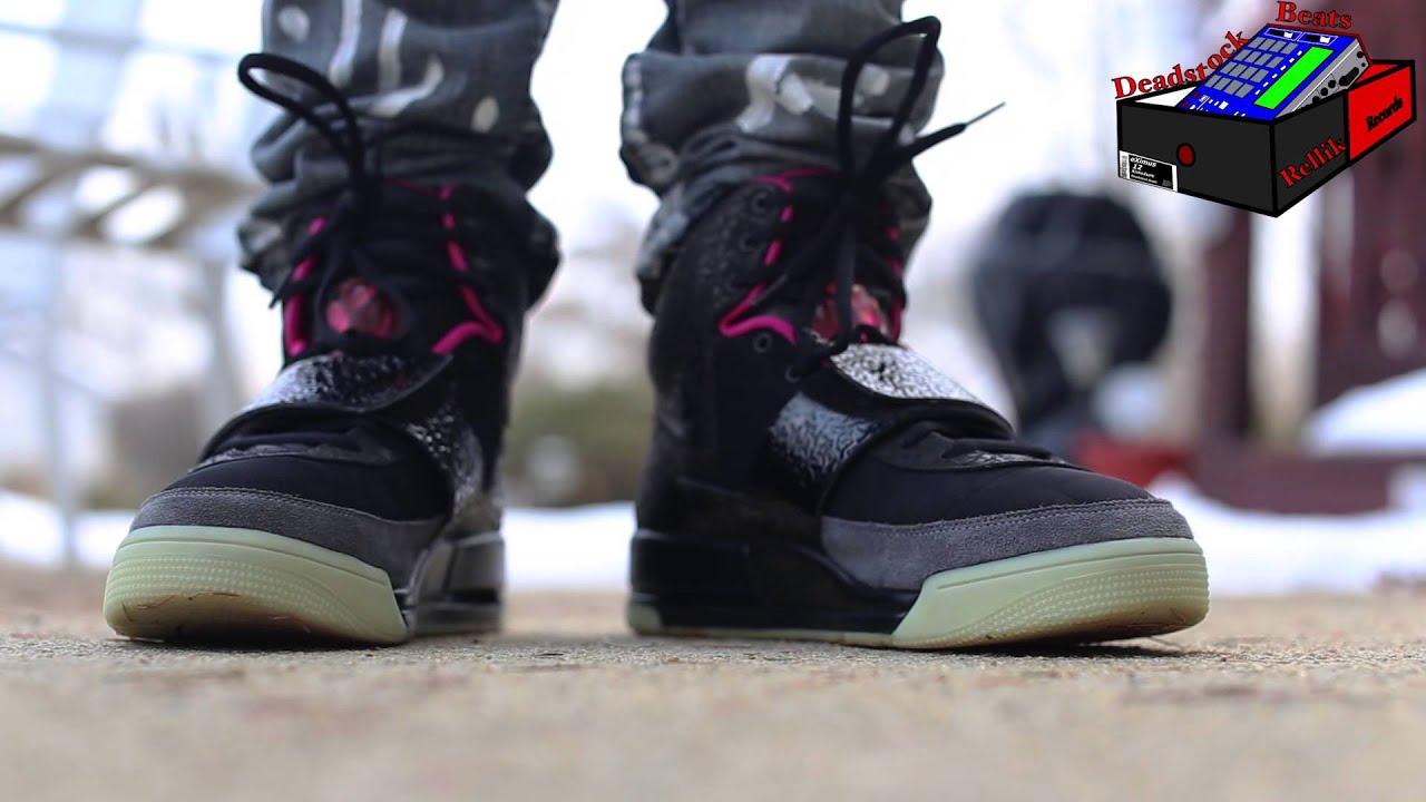 Nike Yeezy 1 Blinks On Feet