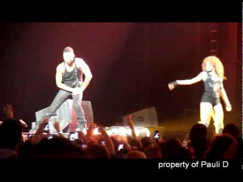 Usher Omg Concert Highlights Melbourne 2011 Youtube