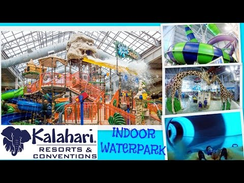 Water Park Rides For Kids AMERICA'S LARGEST INDO...