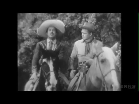 Western TV show full length The Adventures of Kit Carson BROKEN SPUR