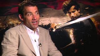 King Arthur: Clive Owen Interview