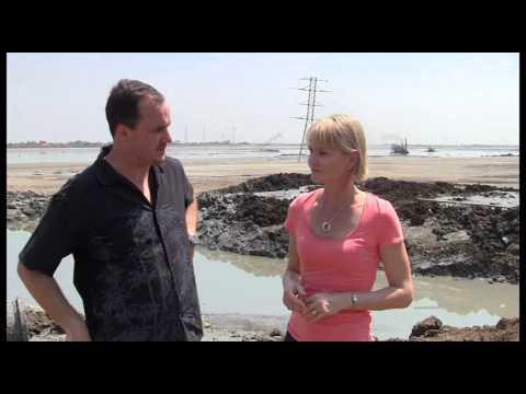 Lapindo Mud Volcano - Jeremy Buckingham - Frack Finding Tour 2 July 2013