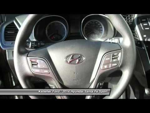 2014 Hyundai Santa Fe Sport Brandon MB 979432