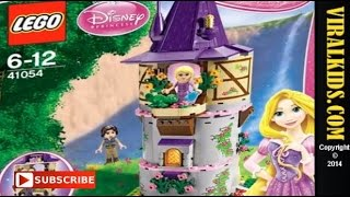 LEGO Disney Princess -  Rapunzel's Creativity Tower 41054  - Review