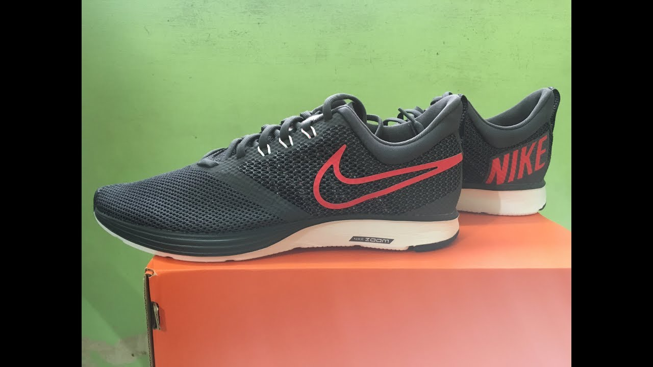 on wholesale later best prices Nike Zoom Strike - Thunder Grey