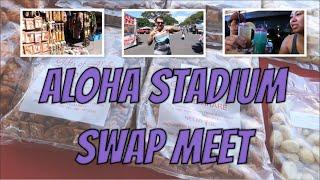 Video HAWAII 2017: ALOHA STADIUM SWAP MEET || LIANNA B download MP3, 3GP, MP4, WEBM, AVI, FLV Juli 2018