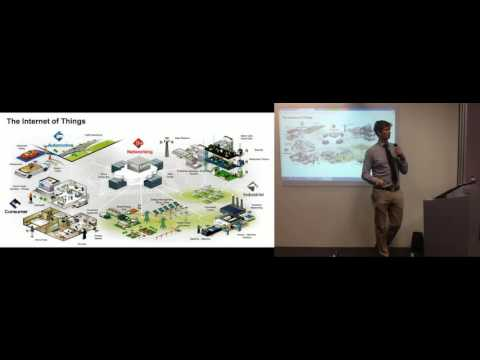 [Informatics Speaker Series] System Security For IoT (Internet of Things) with Dr Nick Savage