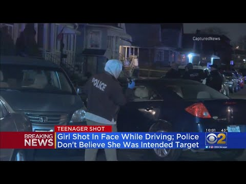 Young Woman Shot In East Chicago, Indiana