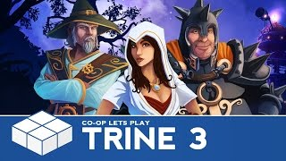 Trine 3: The Artifacts of Power | 3 Player Co-Op Gameplay