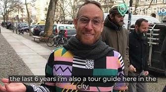 ParisRio Local Guide Zahi in Berlin