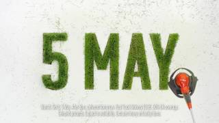 May 5 - Grass Trimmers - #GetItToday
