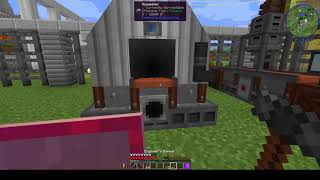 1.12 Modded Minecraft Ep27 - Tech Reborn Beginnings