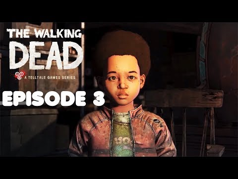 THE WALKING DEAD: Season 4 Episode 3 Full Walkthrough (Telltale Final Season) No Commentary