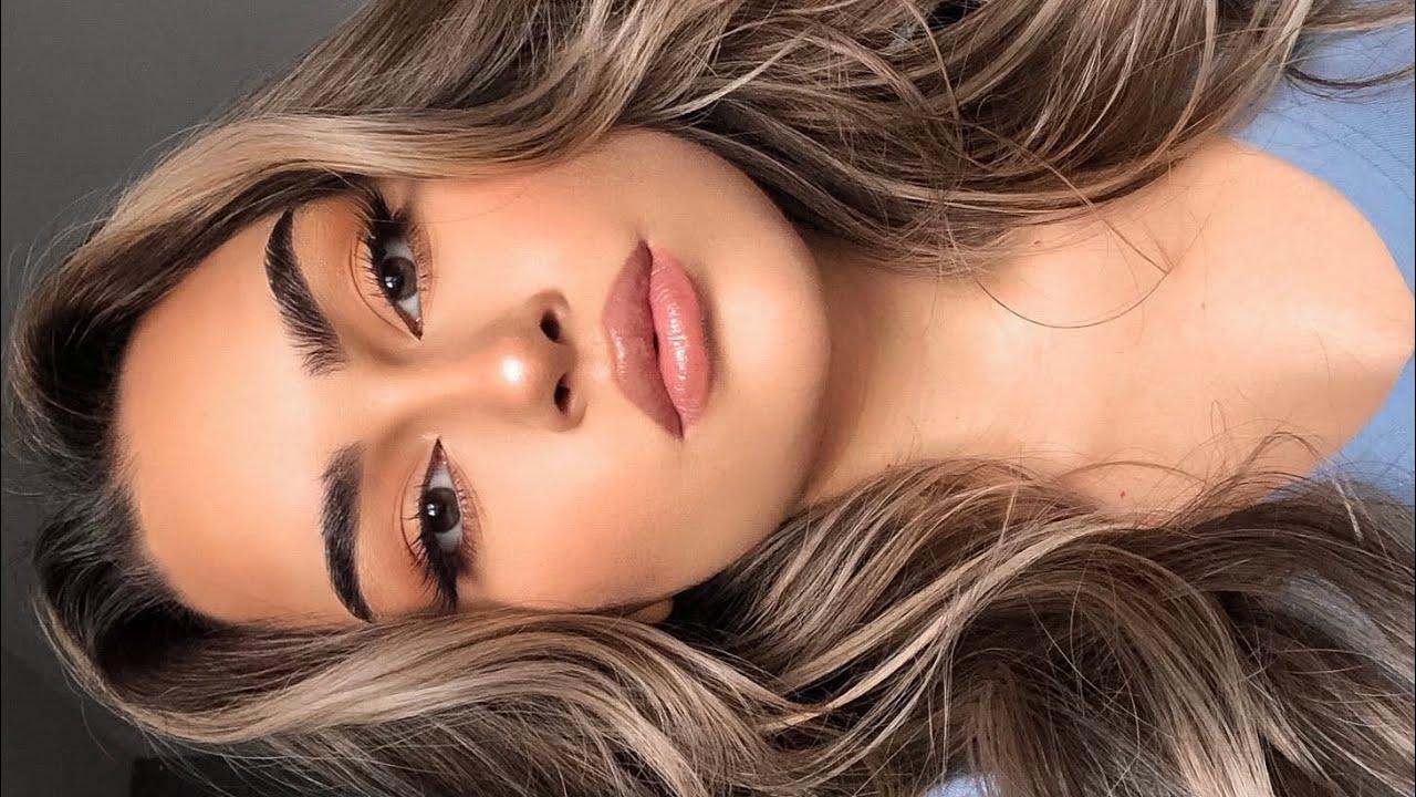 Download NUDE GLAM Makeup Tutorial I Aylin Melisa