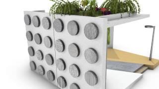 Ciments Calcia - Paris climat 2015 : Le béton, matériau pour accompagner la transition énergétique