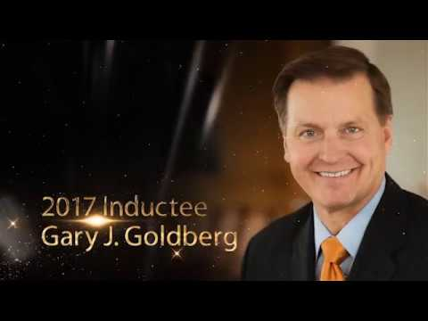 2017 Inductee, Gary J. Goldberg, Amer. Mining Hall of Fame