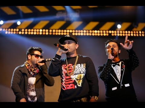 Yo Yo Honey Singh at Aamby Valley City's Glitterati 2014 Travel Video