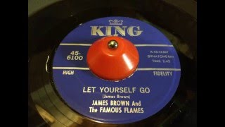 Watch James Brown Let Yourself Go video