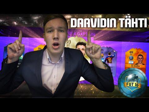 DAVID VILLA ON LEGENDA! - FUT DRAFT SUOMI