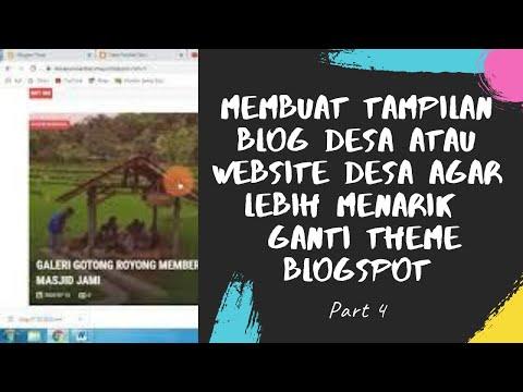 part-4-|-membuat-tampilan-blog-desa-atau-website-desa-agar-lebih-menarik-|-ganti-theme-blogspot