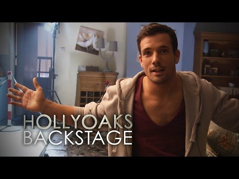 Behind the Scenes at the Hollyoaks Blast