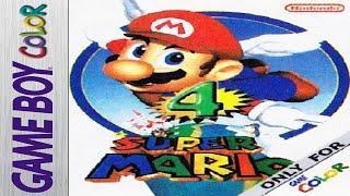 SUPER MARIO LAND 4 (Unlicensed) - Game Boy Longplay - NO DEATH RUN (FULL GAMEPLAY)