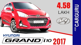 Hyundai i10, GRAND, CARGURU, हिन्दी में, Engine, Performance, Price, Average, All Details