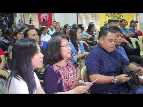 Forum: A Year After Duterte's Declaration of Martial Law in Mindanao
