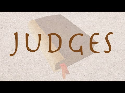 The Judges Of The Bible Song