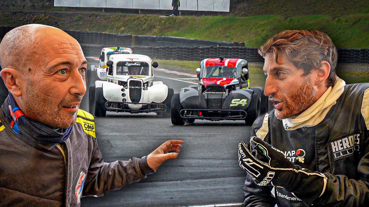 NASKA COS'É SUCCESSO??? - Racing Is Life Legends 2021 Ep.4 - Varano Gara 1