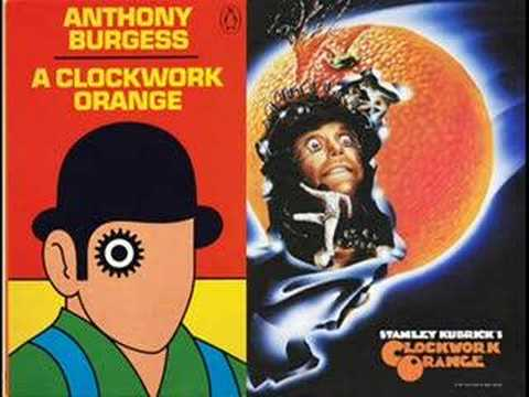 the makings of an angry person in a clockwork orange by anthony burgess A clockwork orange introduction + context anthony burgess was born in manchester in 1917 in 1918, his mother and sister died in an influenza pandemic, and he grew in turn, burgess's novel has also influenced subsequent works other novels that deal with profound moral dilemmas in perverse.
