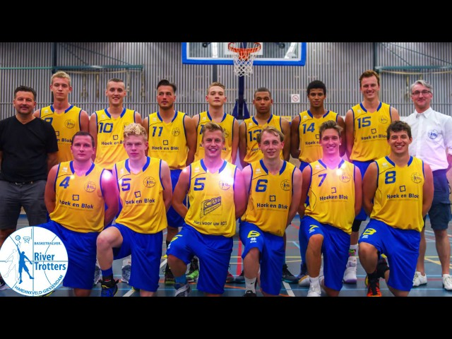 Promo River Trotters Heren 1