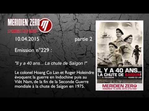 Il y a 40 ans    La chute de Saïgon ! Partie 2