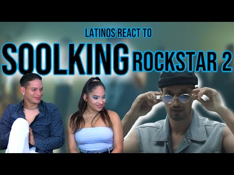 Latinos react to Soolking – Rockstar 2 [Clip Officiel] Prod by Chefi Beat | REAVIEW/ REACTION
