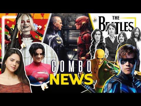 Falcon Cancelado?, Nueva Supergirl, Mexicanas con Estrella en Hollywood, Snake Eyes y más #ComboNews
