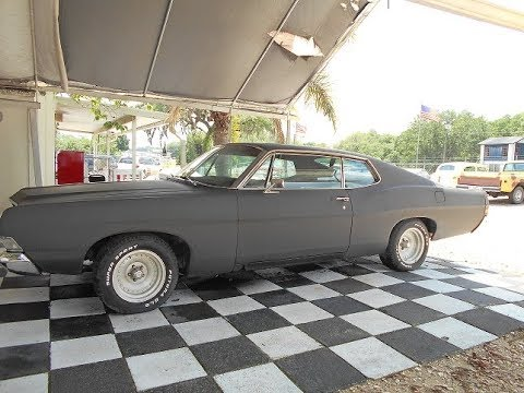 SOLD 1968 Ford XL $4,900