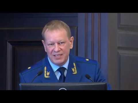 Прокурор Хабаровского края Николай Рябов настаивает на увеличении нарядов полиции