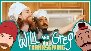 Will & Greg: Do Thanksgiving!