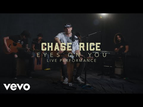 "Chase Rice - ""Eyes On You"" Official Performance 