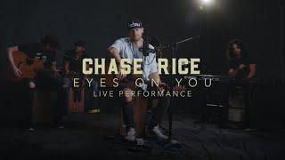 "Chase Rice - ""eyes On You"" Live Performance | Vevo"