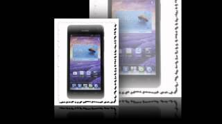 Huawei U8950 1 G600 Honor Pro Black