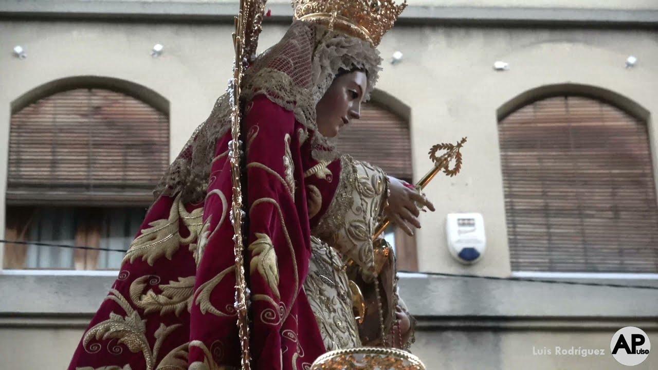 Download Procesión de la Virgen del rosario de la Macarena | #GloriasSevilla21.