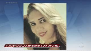 Marido chora assassinato da esposa, mas DNA o coloca como principal suspeito