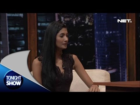 Tonight Show - Laura Muljadi - Model