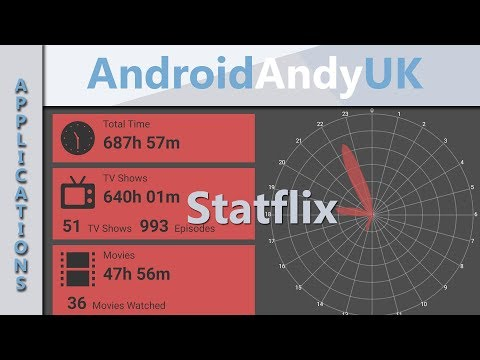 Statflix Android Netflix Stats App