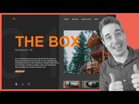 Creating A Responsive, Asymmetrical Design With HTML & CSS
