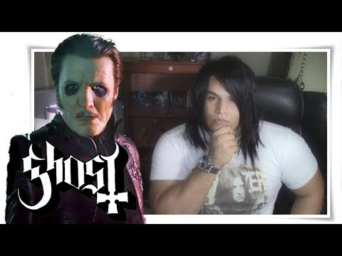 GHOST RATS VÍDEO REACCIÓN