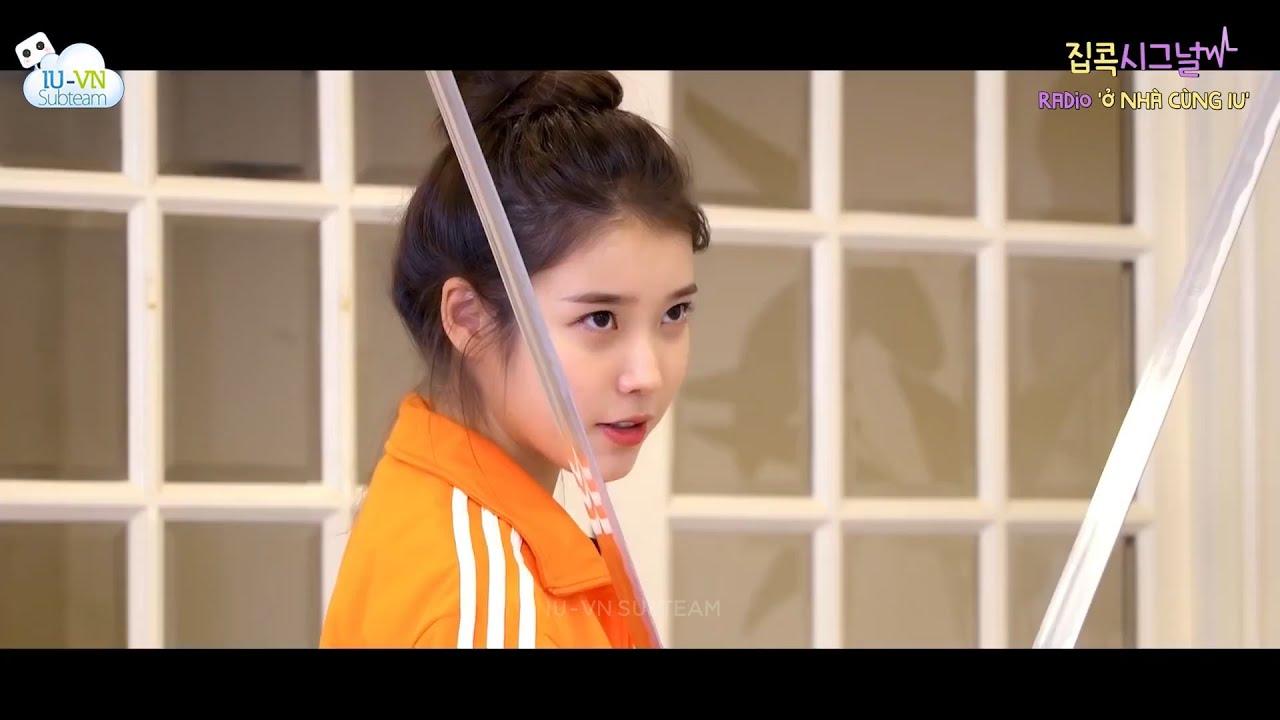 [VIETSUB] Lớp học võ tại gia cùng IU - Radio 'Ở nhà cùng IU' mùa 2 tập 1