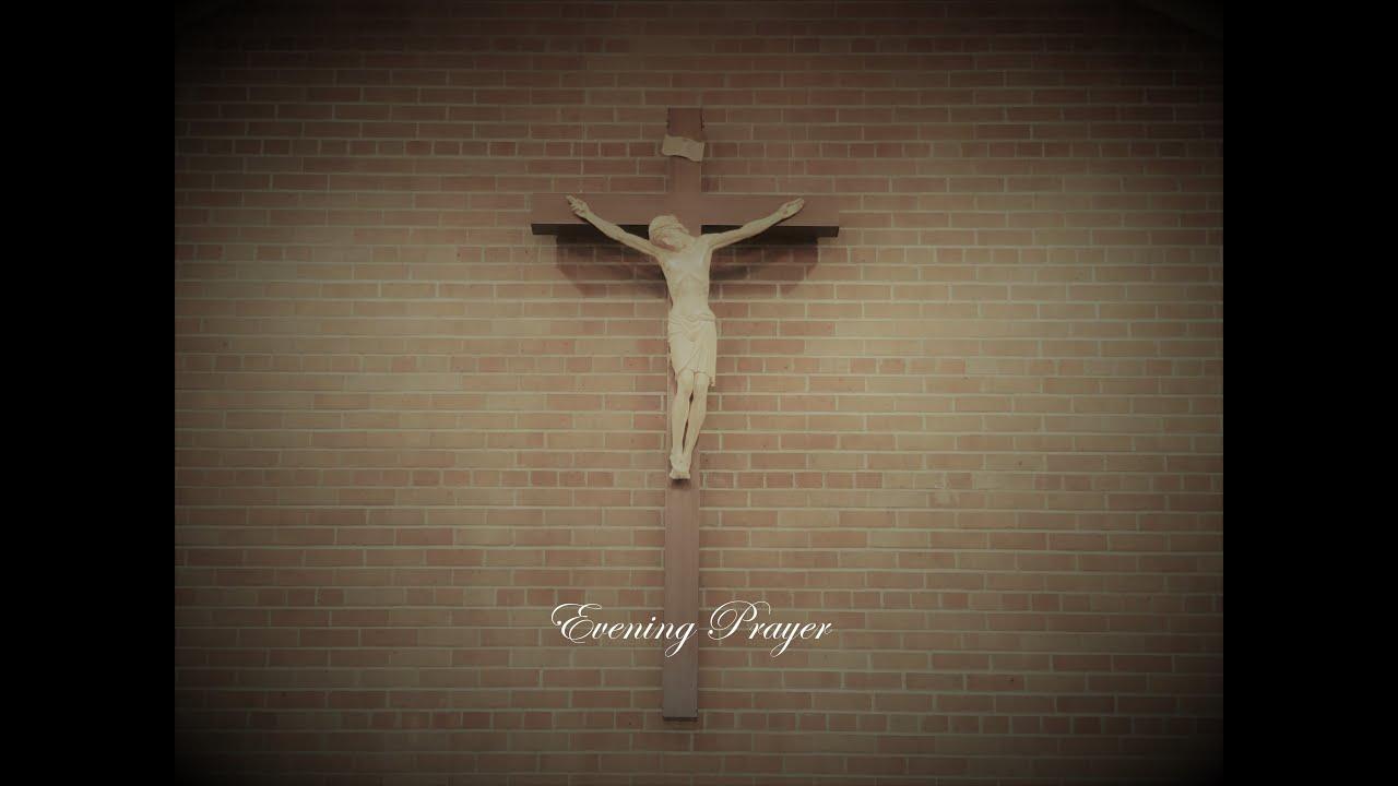 Evening Prayer~July 20